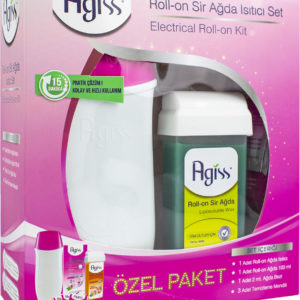 Agiss Set Depilimi 4pcs