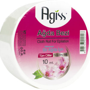Agiss Cloth for Epilation 10m Roll