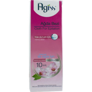 Agiss Cloth for Epilation 10mt