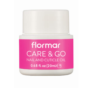 Flormar Care & Go Nail And Cuticle Oil